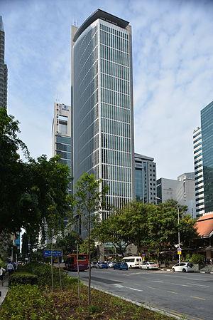 Singapore Exchange - Image: SGX Centre, Singapore 20121015