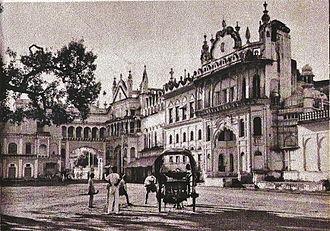 Bourbons of India - Soukat Mahal