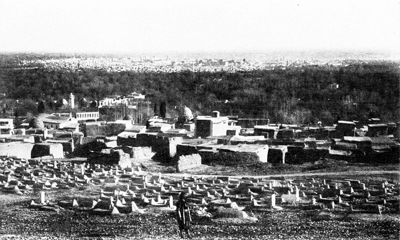 File:SL 1914 D116 damascus in the midst of its orchards.jpg