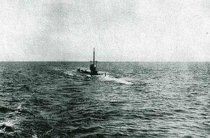 Lothar von Arnauld de la Perière - U-35 in the Mediterranean Sea