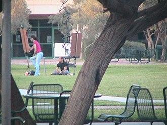 South Texas College - Image: STC 1quad