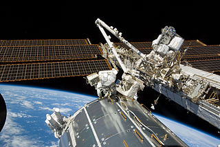 STS-129 human spaceflight