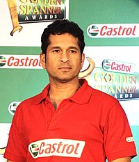 Sachin Tendulkar en 2013