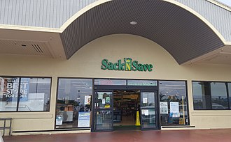 Foodland Hawaii - Sack 'n Save store in Kailua Kona, Hawaii, USA