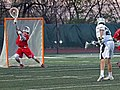 Sacred Heart goalie making save against Wagner.jpg