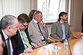 Saeimā viesojas Zviedrijas Karalistes parlamenta Aizsardzības komisijas delegācija (5715614728).jpg