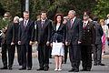 Saeimas priekšsēdētāja piedalās Zemessardzes izveides 20.gadadienai veltītajos pasākumos (6072382565).jpg
