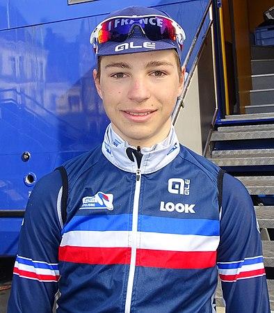 Saint-Amand-les-Eaux - Paris-Roubaix juniors, 12 avril 2015, départ (A11).JPG