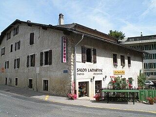 Saint-Cergue Municipality in Switzerland in Vaud