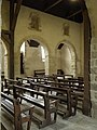 Saint-Lunaire (35) Vieille église Intérieur 04.jpg