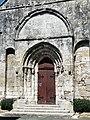 Saint-Pierre-de-Côle église portail.JPG