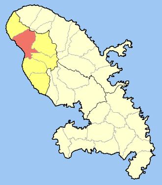 Saint-Pierre, Martinique - Image: Saint Pierre 972