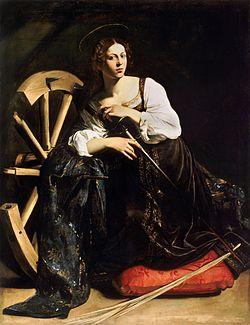 Saint Catherine-Caravaggio (1598).jpg