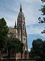 Saint Ladislaus Church from Town Hall, 2016 Budapest.jpg