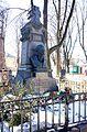 Saint petersbourg, cimetière de Tikhvin de Fedor Dosdoïevski,.jpg