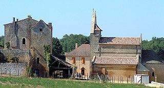Sainte-Croix, Dordogne Commune in Nouvelle-Aquitaine, France