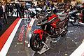 Salon de la Moto et du Scooter de Paris 2013 - Honda - NC 750 - 002.jpg