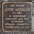 Salzburg - Gnigl - Linzer Bundesstraße 58 - Stolperstein Josef Micheler.jpg