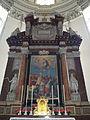 Salzburgo. Catedral. Retablo de la Virgen de las Nieves.JPG
