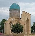 Samarqand Bibi Khanum Mausoleum cropped.jpg