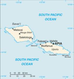 List of airports in Samoa Wikipedia
