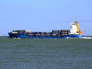 Samskip Express leaving Port of Rotterdam 04-Aug-2007.jpg