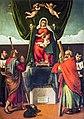 San Giacomo dall'Orio (Venice) - Pala di San Giacomo dell'Orio by Lorenzo Lotto.jpg