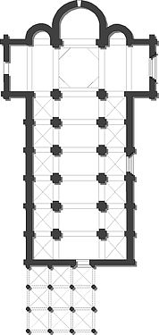 San Isidoro Plan Vertical