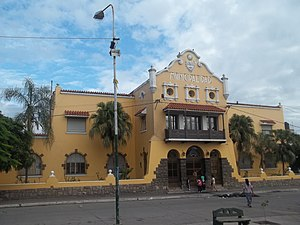 San Pedro de Jujuy's town hall front view.JPG
