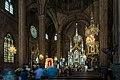 Sanctuary and Altar of the Minor Basilica of San Sebastian, Manila.jpg