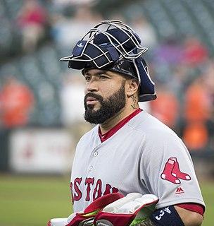 Sandy León Venezuelan baseball player