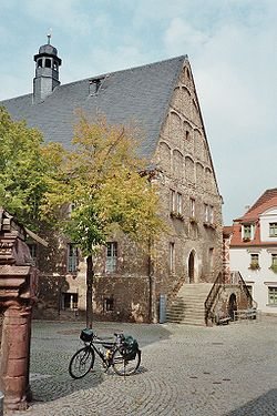 Old Town Hall of Sangerhausen