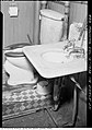 Sanitary facilities at 112 D'Arcy Street, Toronto, 1938.jpg