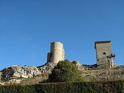 Santa Gadea del Cid-kastelo (11-a jarcento)