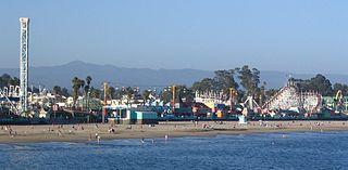 County in California