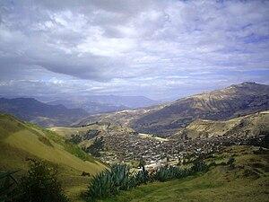 Santiago de Chuco Province - Image: Santiago de Chuco