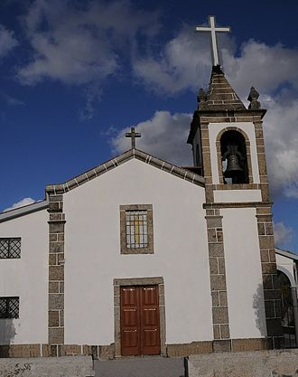 Lomar e Arcos - Arcos Church