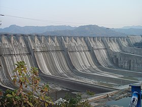 Image illustrative de l'article Barrage de Sardar Sarovar