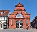 Saturday Market, Beverley, Yorkshire (geograph 4557652).jpg