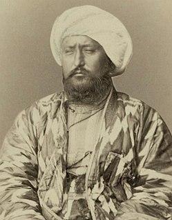 Khan of Kokand four times