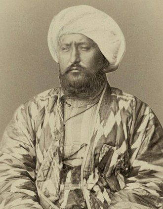Muhammad Khudayar Khan - Image: Sayid Muhammad Khudayar Khan