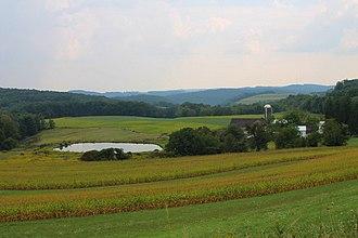 Penn Township, Lycoming County, Pennsylvania - Scenery of Penn Township