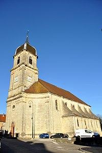 Scey sur Saône - église Saint-Martin 04.JPG
