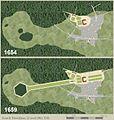 Schéma montrant l'évolution de meudon de 1654 à 1659.JPG