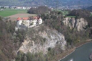 Rhäzüns Castle