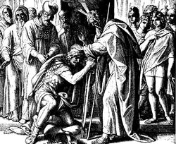 Schnorr von Carolsfeld Bibel in Bildern 1860 063