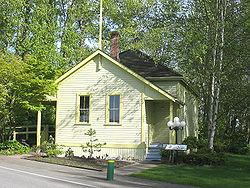 Deas Island Park Schoolhouse