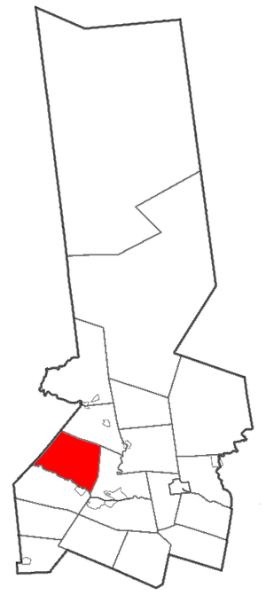 Schuyler, New York - Location of Schuyler in Herkimer County