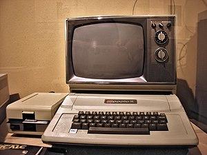 Timeline of Apple Inc. products - Apple II