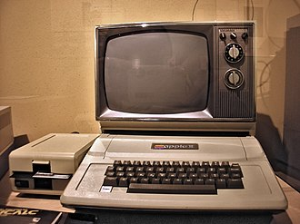 Timeline of Apple Inc. products - Apple II